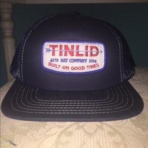 Tinlid SnapBack Hat